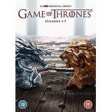 HBO Spill av troner - sesong 1-7, DVD, 2017