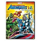 Divisa Avengers: Ultimate Avengers 1 + 2 (2 DVDer)
