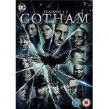 Warner Home Video Gotham årstider 1-3 DVD 2017