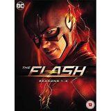 DC Comics Flash: Seasons 1-4 [2018] DVD Box Set