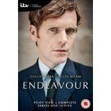 Endeavour samleboks serien 1-5 DVD 2018 ITV