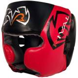 Rival Boxing RHG20 Training Headgear with Cheek Protectors - Black/...