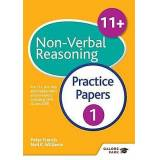 11 NonVerbal Reasoning Practice Papers 1 by Neil R Williams