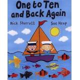 One to Ten and Back Again by Nick Sharratt