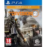 UbiSoft Tom Clancy's The Division 2: Gold Edition (PS4)
