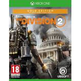 UbiSoft Tom Clancy's The Division 2: Gold Edition (Xbox One)