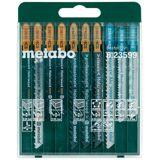 Metabo 623599000 Stikksagbladsett 10 deler