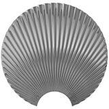 AYTM Concha Knagg Sølv, Large