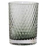 Bloomingville Tannbørsteglass Grå Glass 7,5x10 cm