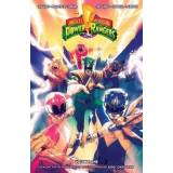 Mighty Morphin Power Rangers Vol. 1 by Kyle Higgins