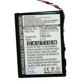 Mio Moov 400 batteri (750 mAh)