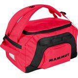 Mammut First Cargo Duffel Bag 18L, Light Carmine