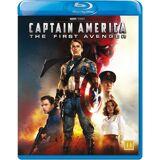 Marvel Avengers Captain America Blu-Ray