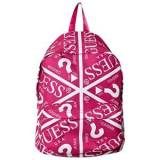 Guess Icon Logo Backpack Pink