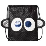 Wauw Capow Funny Guy Backpack Black