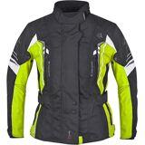Germot Xantia Ladies jakke Svart Gul 38