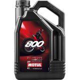 MOTUL 800 2T Factory Line Off Road Motor olje 4 Liter