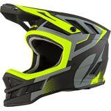 Oneal Blade Hyperlite Oxyd IPX Downhill hjelm Svart Gul XS