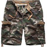 Surplus Vintage Shorts Grønn L