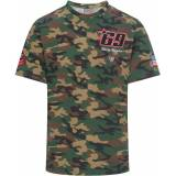 GP-Racing 69 Nicky Hayden Camouflage T-shirt Flerfarget 3XS