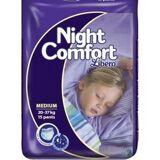 Libero night comfort nattbleie - medium (20-37 kg) 15 stk