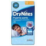DryNites Boy 3-5 år - 10 stk.