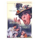 Hvem Er Earnest? - Criterion Collection