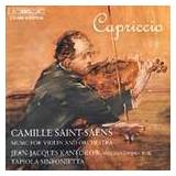 Saint-Saëns: Works for Violin & orchestra