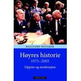 Høyres historie 1975-2005 - opprør og moderasjon