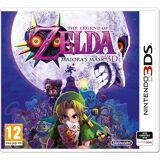 Nintendo The Legend Of Zelda: Majora's Mask 3D