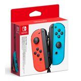 Nintendo Switch - Joy-Con - Kontrollere (par) - neonblå og neonrød