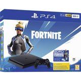 Sony PlayStation 4 Slim 500GB + Fortnite