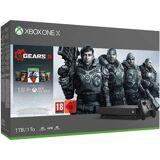 Microsoft Xbox One X Gears 5