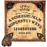Ouija Mystical Spirit Board 38x38cm Ouija Brett i Tre