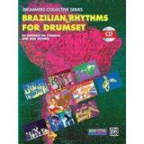 Fonseca, Duduka Da Brazilian Rhythms for Drumset: Book & CD [With CD] (0769209874)