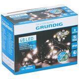 24hshop Grundig LED Belysning 48LED 4m