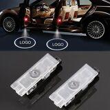 LED Dørbelysning med Alfa Romeo-logo - 2Pack