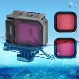 Vanntett Kamerahus med filter GoPro Hero 7 Svart
