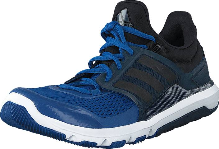 adidas Sport Performance Adipure 360.3 M Eqt Blue/Black/Collegiate Navy, Skor, Sneakers & Sportskor, Löparskor, Blå, Herr, 40