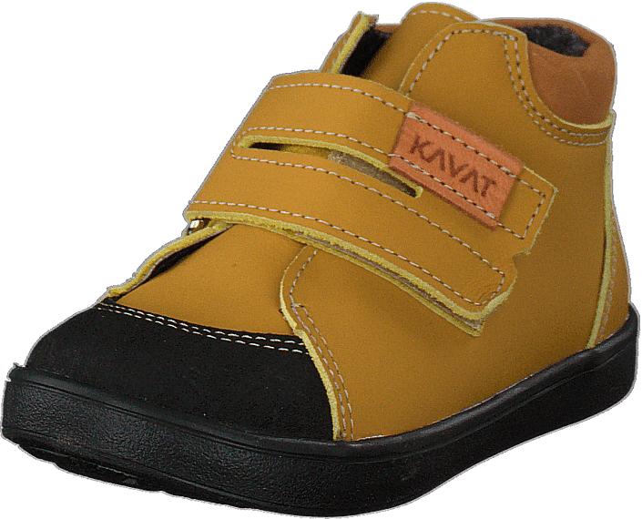 f8a740b1 Kavat Fiskeby Xc Mustard, Skor, Sneakers & Sportskor, Höga sneakers, Orange,