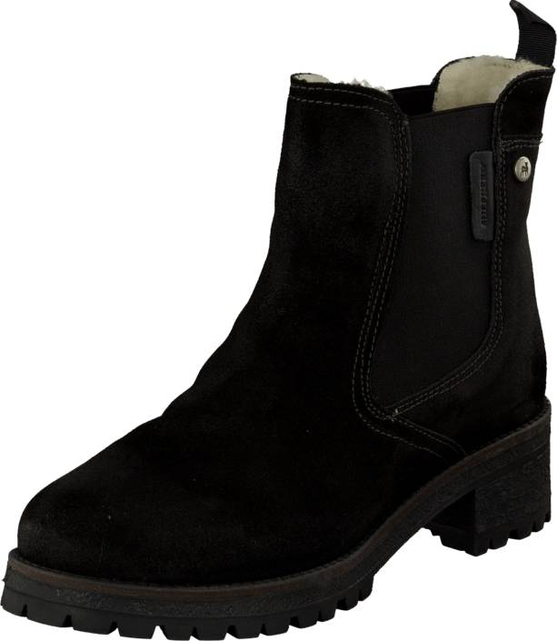 Shepherd Lotta Black, Skor, Kängor & Boots, Chelsea Boots, Svart, Dam, 40