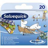 Salvequick Mumin plåster 20 st Plåster