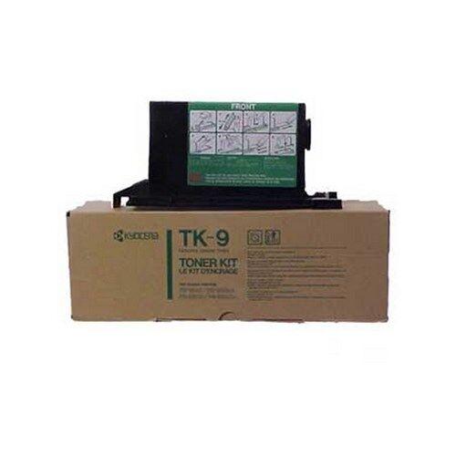 Kyocera TK-9 - Kyocera svart toner 6.000 sidor