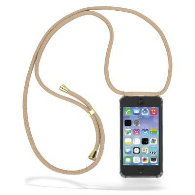 Apple CoveredGear Necklace Case iPhone 11 Pro - Beige Cord