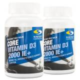 Core Vitamin D3 2000 IE+ 240 kaps