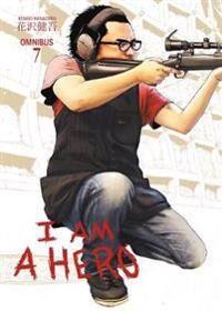 DARK HORSE COMICS,U.S. I Am A Hero Omnibus Volume 7