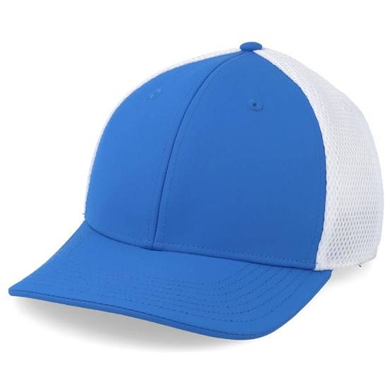 Adidas Keps A-Stretch Tour True Blue/White Flexfit - Adidas - Blå Flexfit