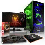 Fierce PC Fierce GOBBLER gaming PC, Intel Core i7 7700 4,2 GHz, 240...
