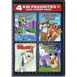 Warner Home Video 4 kid favoriter: Dog Pound Pack [DVD] USA import