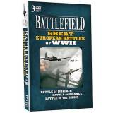 TIMELESS Battlefield stora europeiska strider av WW2 [DVD] USA import